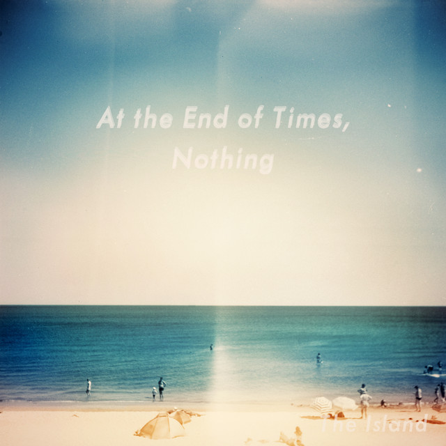 Cover image for a release from At the End of Times Nothing
