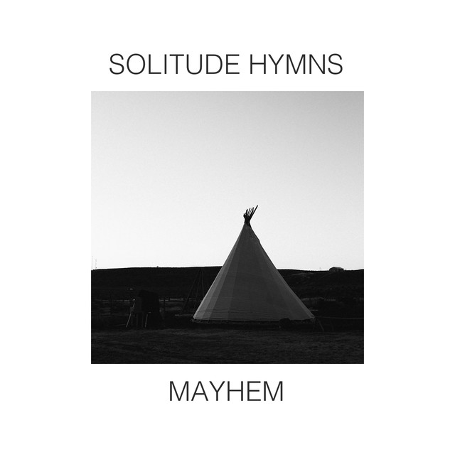 Cover image for a release from Mayhem